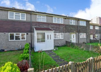 Thumbnail 2 bed terraced house for sale in Biddenden Close, Margate, Kent