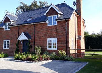 Thumbnail 4 bed detached house for sale in Folletts Close, Oakley, Basingstoke