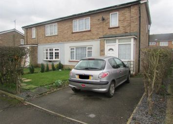 Thumbnail 3 bed semi-detached house for sale in Queensway, Wellingborough