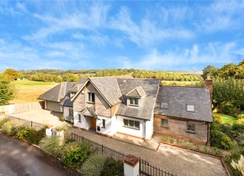 Thumbnail 4 bed detached house for sale in Badgemore, Henley-On-Thames, Oxfordshire