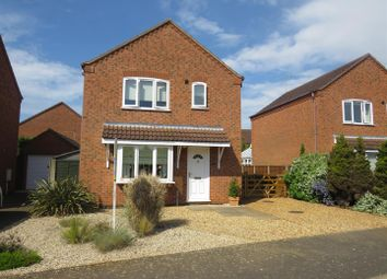 Thumbnail 3 bed detached house for sale in Stanton Road, Dersingham, King's Lynn