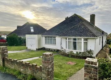 Thumbnail Bungalow for sale in Lynwood Road, Saltdean, Brighton, East Sussex