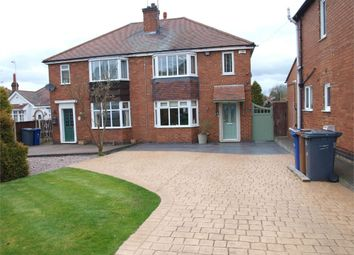 Thumbnail 3 bed semi-detached house for sale in Kitling Greaves Lane, Burton-On-Trent, Staffordshire