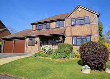 Thumbnail 4 bedroom detached house for sale in Dauntless Road, Burghfield Common, Reading