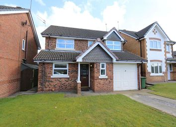 Thumbnail 4 bed detached house for sale in Church Meadow, Bury, Greater Manchester