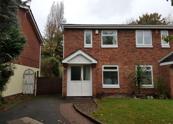 Thumbnail 2 bed semi-detached house for sale in Attingham Close, Stirchley, Telford