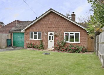Thumbnail 2 bedroom detached bungalow for sale in Reading Road, Chineham, Basingstoke