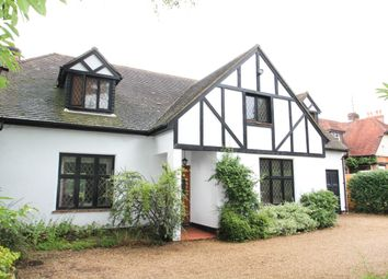 Thumbnail 5 bed detached house to rent in Grange Road, Camberley