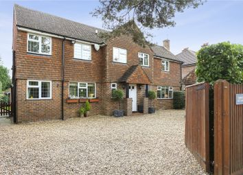 Thumbnail 4 bed detached house for sale in Old Portsmouth Road, Godalming, Surrey