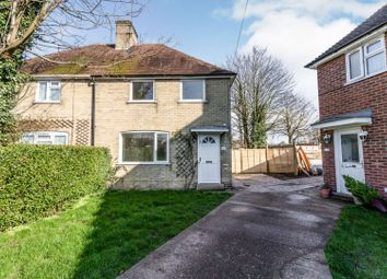 Thumbnail 3 bed semi-detached house for sale in Town Close, Sawston, Cambridge