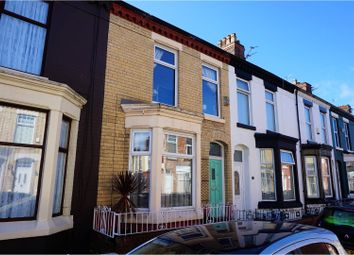 Thumbnail 2 bedroom terraced house for sale in Church Road West, Liverpool