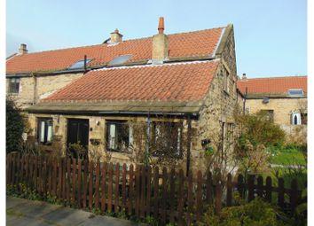 Thumbnail 3 bed cottage for sale in Hickleton, Doncaster