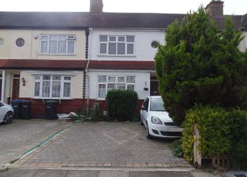 Thumbnail 2 bed terraced house for sale in Roedean Avenue, Enfield