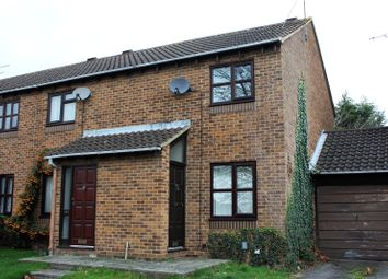 Thumbnail 2 bedroom terraced house to rent in Chilcombe Way, Lower Earley, Reading, Berkshire