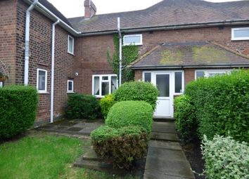 Thumbnail 2 bed terraced house for sale in Crawford Avenue, Stapleford, Nottingham