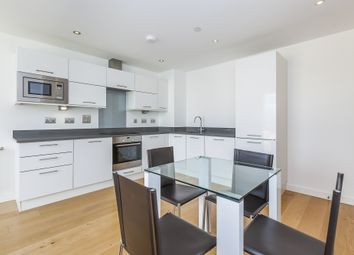 Thumbnail 1 bed flat to rent in Halo Tower, 158 High Street, Stratford