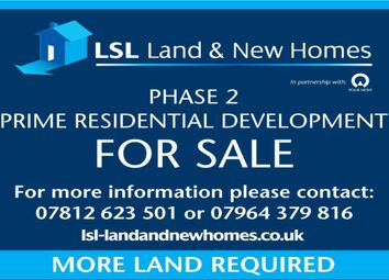 Thumbnail Land for sale in Land East Of Tolgus Vean Farmhouse, Tolgus, Redruth