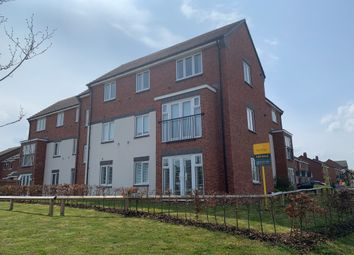 Thumbnail 2 bed flat for sale in Milbourne House, Burntwood