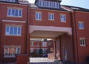 Thumbnail 2 bed flat to rent in Dukes Court, Portland Road, Hucknall, Nottingham