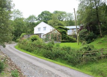 Thumbnail 5 bed detached house for sale in Ffarmers, Llanwrda