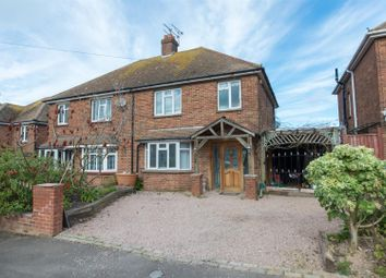 3 bed semi-detached house for sale in Hockeredge Gardens, Westgate-On-Sea CT8