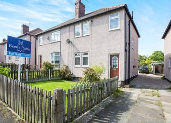 Thumbnail 3 bed semi-detached house for sale in Snapethorpe Road, Wakefield
