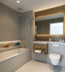 Thumbnail 3 bedroom flat for sale in 3 Canalside Walk, London
