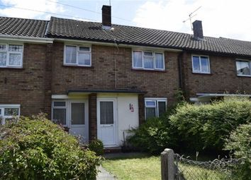 Thumbnail 3 bed terraced house for sale in Woodburn Close, Benfleet, Essex