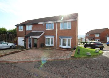 Thumbnail 3 bed semi-detached house for sale in South Fork, Lemington Rise, Newcastle Upon Tyne