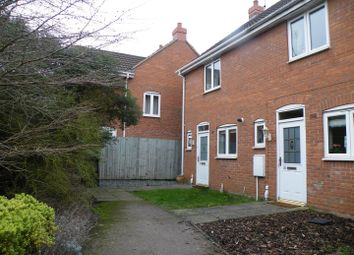 Thumbnail 2 bed end terrace house for sale in Saunders Close, Sugar Way, Peterborough