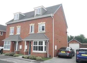 Thumbnail 4 bed semi-detached house for sale in St. Helens Avenue, Barnsley
