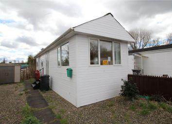 Thumbnail 2 bedroom mobile/park home for sale in Chalet Land, Arthur Street, Blakenhall, Wolverhampton