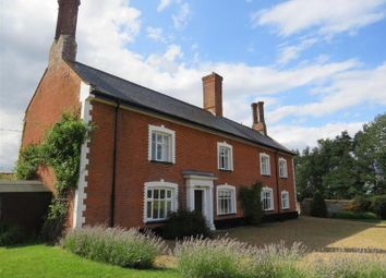 Thumbnail 5 bed property to rent in Hall Road, Carleton Rode, Norwich