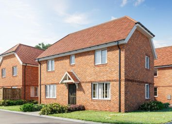 Stane Street, Pulborough RH20. 3 bed detached house for sale