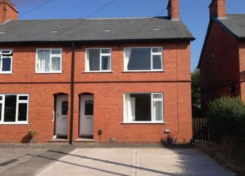 Thumbnail 4 bed terraced house to rent in Stafford Road, Newport