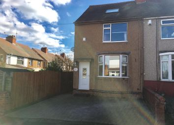 Thumbnail 2 bed semi-detached house for sale in Villiers Street, Nuneaton