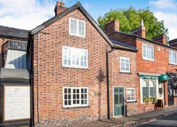 Thumbnail 3 bedroom cottage to rent in Whittington Gardens, London Road, Davenham, Northwich