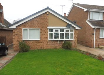 Thumbnail 2 bed detached bungalow for sale in Fairham Road, Stretton, Burton-On-Trent