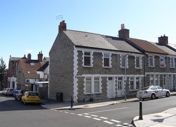 Thumbnail 2 bed end terrace house to rent in Queen Street, Barry