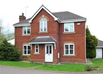 Thumbnail 4 bed detached house to rent in Redacre Close, Dutton