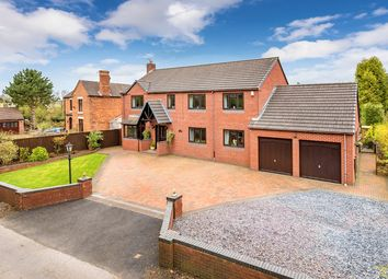Thumbnail 5 bed detached house for sale in Horton, Telford, Shropshire