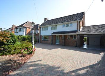 Moor Road, Broadstone BH18. 4 bed detached house