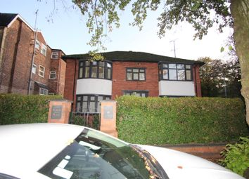 Thumbnail 3 bed flat to rent in Stanley Road, Whalley Range, Manchester