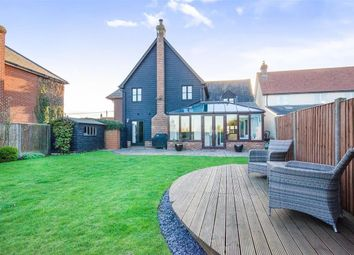 Thumbnail 5 bedroom detached house to rent in Chappel Road, Great Tey, Colchester