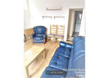 Thumbnail 1 bed flat to rent in Stafford Street, Swindon