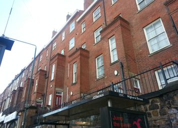 Thumbnail 2 bed flat to rent in Ilkeston Road, Nottingham