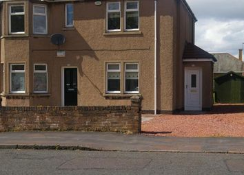 Thumbnail 2 bed flat to rent in Ladywell Road, Motherwell