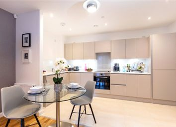 Thumbnail 1 bed flat for sale in Signia Court, Wembley Hill Road, Wembley, Middlesex
