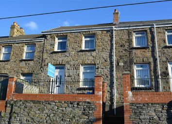 Thumbnail 3 bedroom terraced house for sale in Cardiff Road, Merthyr Vale, Merthyr Tydfil