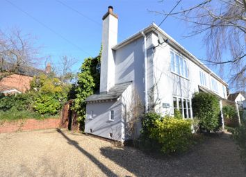 Thumbnail 5 bed semi-detached house for sale in Middle Bourne Lane, Lower Bourne, Farnham